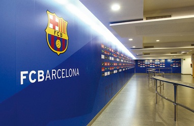 Tours de estadio Camp Nou