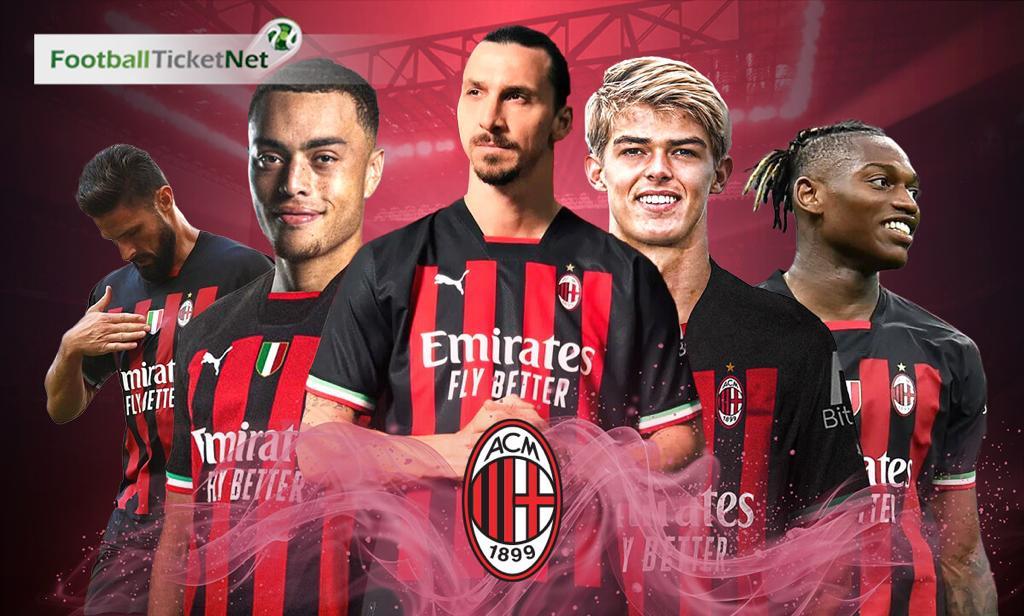Entradas AC Milan. AC Milan 2018 19 ... b6aec551af131
