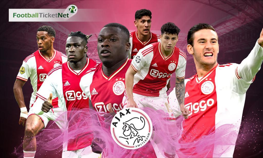 3f9d879839234 Entradas AFC Ajax. AFC Ajax 2018 19 ...