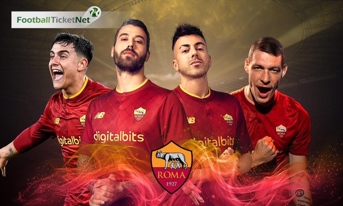 0f66d775c4f90 Boletos de AS Roma Temporada 2018 19