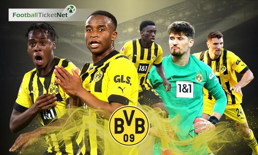 Entradas Dortmund. Borussia Dortmund 2018 19 ... 980c4053fad8a