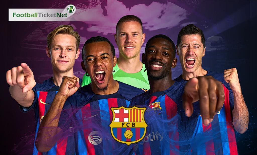 a81eb2ac4aa1c Boletos de FC Barcelona Temporada 2018 19