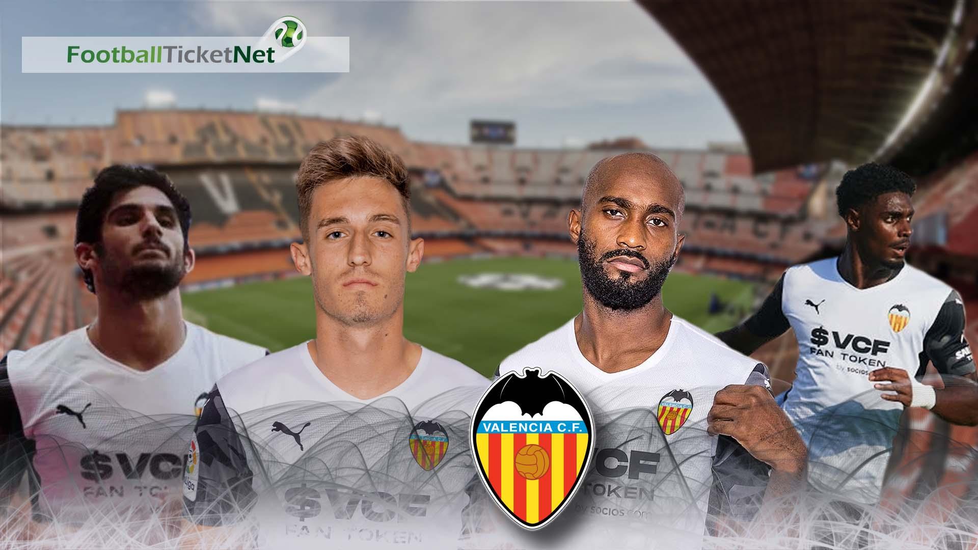 Entradas Valencia CF. Valencia CF 2018 19 ... 46e6eea3150d8