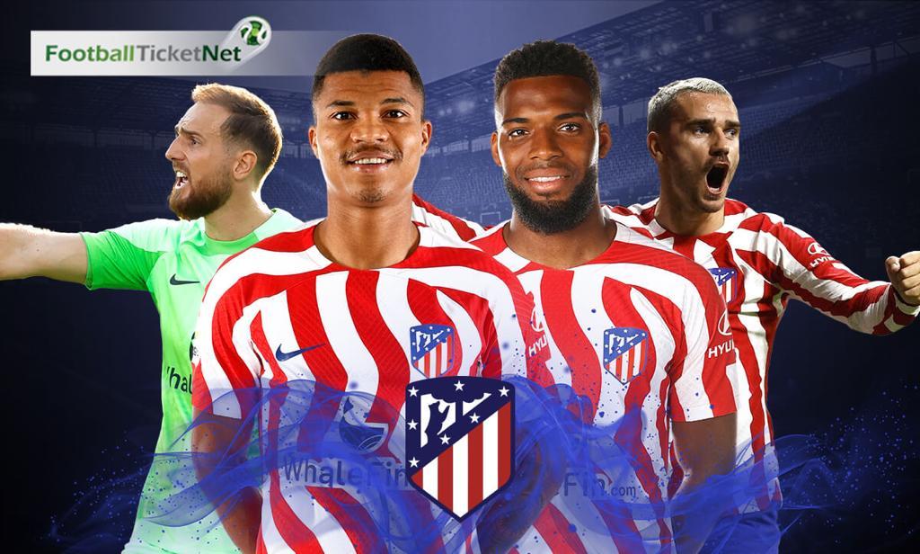Buy Atletico Madrid Tickets 2020 21 Football Ticket Net